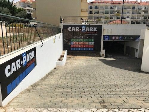 Car-Park Carcavelos