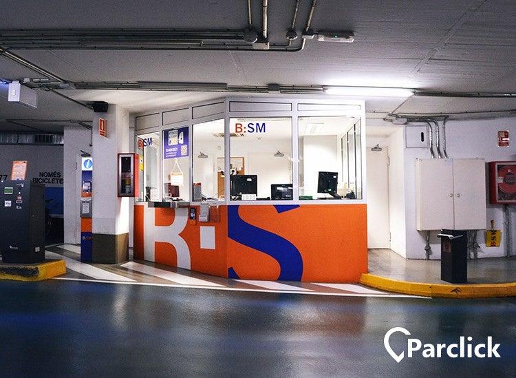 BSM Plaça Navas
