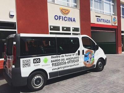Medina de Pomar - Parking del Aeropuerto - Barajas