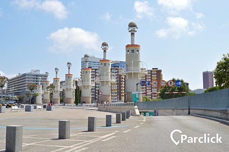 SABA Estación Barcelona - Sants