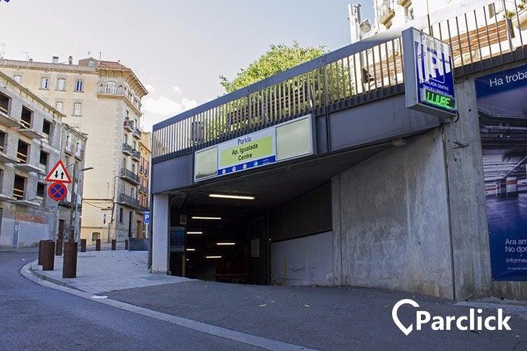PARKIA Plaza Creu
