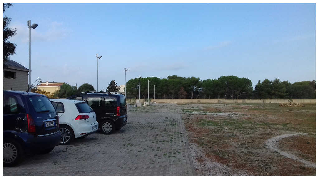 Orange Airport Parking - Aeroporto di Palermo