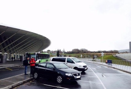 Eparkbilbao - Aeropuerto de Bilbao
