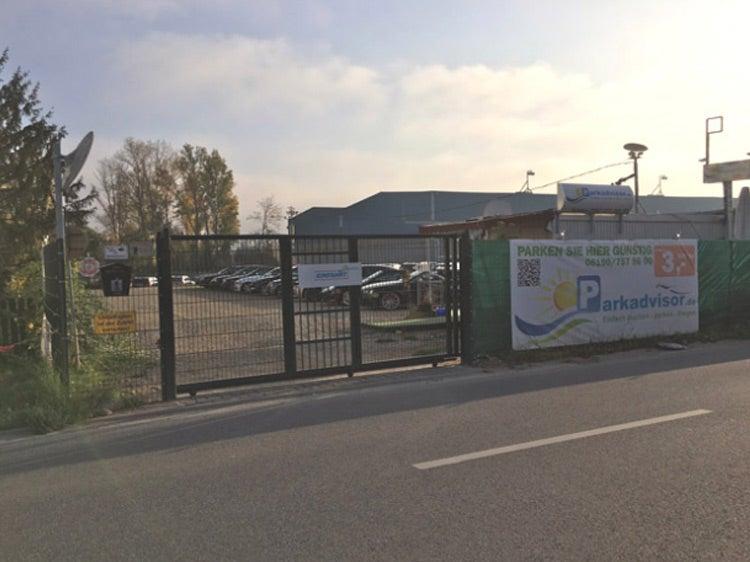 Parkadvisor - Flughafen Frankfurt am Main