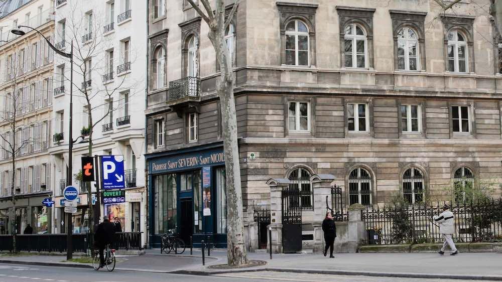 Maubert Collège des Bernardins