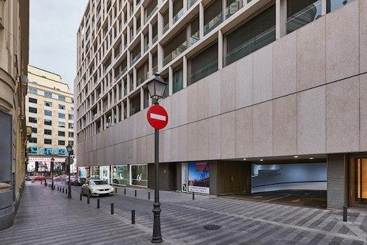 Callao Smart Parking - Gran Vía
