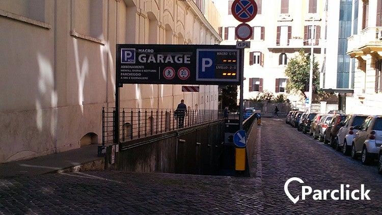 Parcheggio In Via Cagliari 31 A Roma Parclick