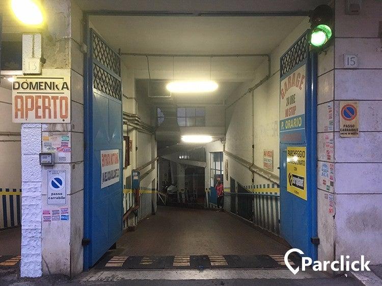 Parcheggi Roma