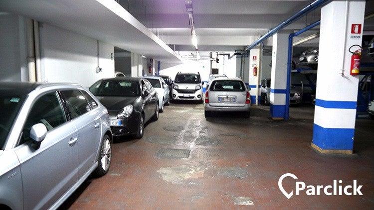 Car Park In Via Emanuele Filiberto 167 In Roma Parclick
