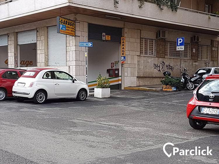 parcheggio in via giacomo giri 32 a roma parclick