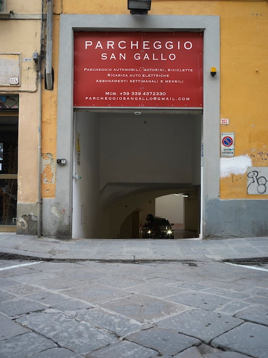 Garage San Gallo