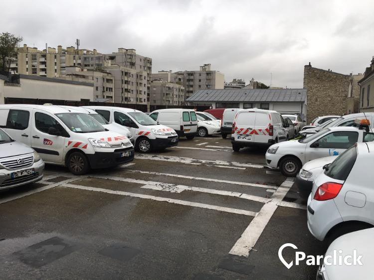 Parcheggio in 33 rue de reuilly a parigi parclick for Garage auto lyon 7