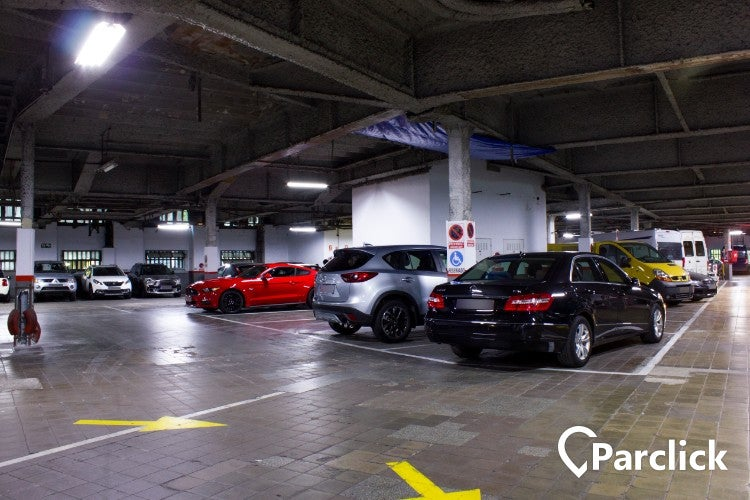 Parking Freser Trinxant