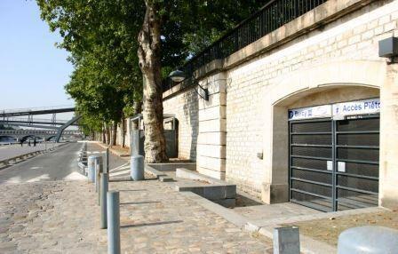 Bercy - Bercy Seine