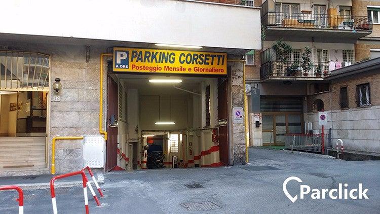 Parking Corsetti
