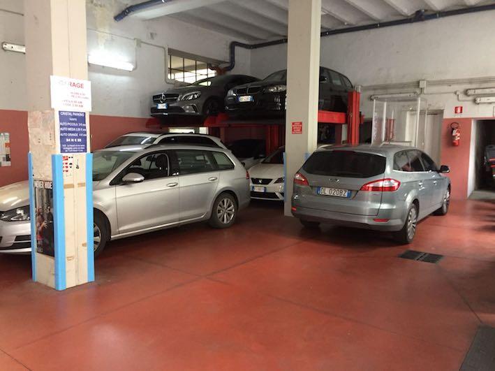 Cristal Parking