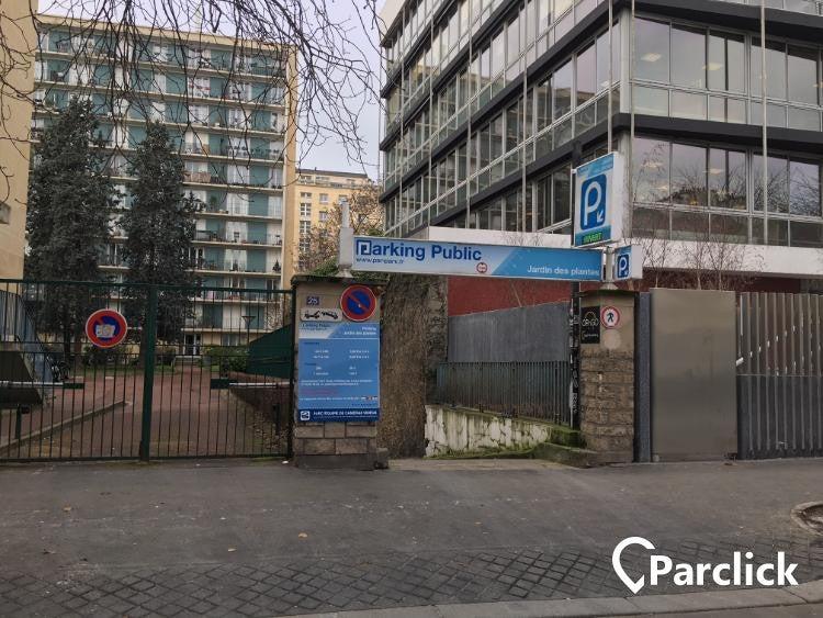PARIPARK Jardin des Plantes