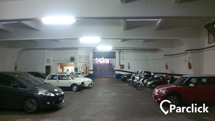Parking delle Provincie SNC