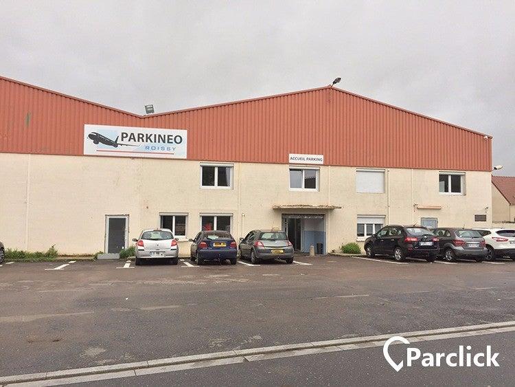 Parkineo Aéroport Paris Roissy CDG - Extérieur