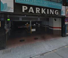Parking Navas