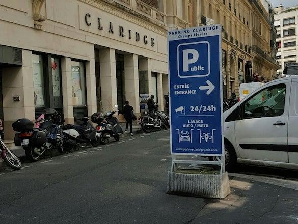 Claridge Champs-Élysées