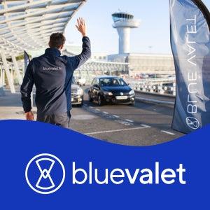 Blue Valet - Aéroport de Lyon Saint-Exupéry (LYS)
