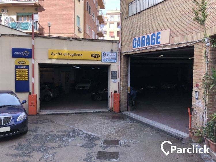 Parking Gyeffe