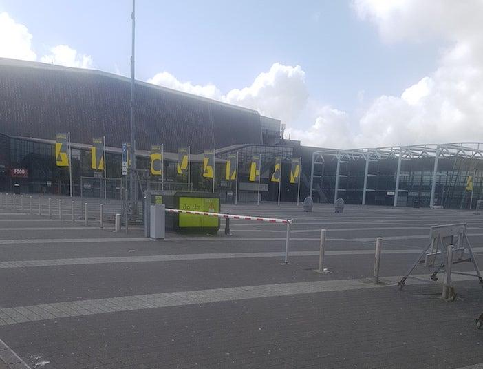 Mission Valet Parking - Ahoy Rotterdam
