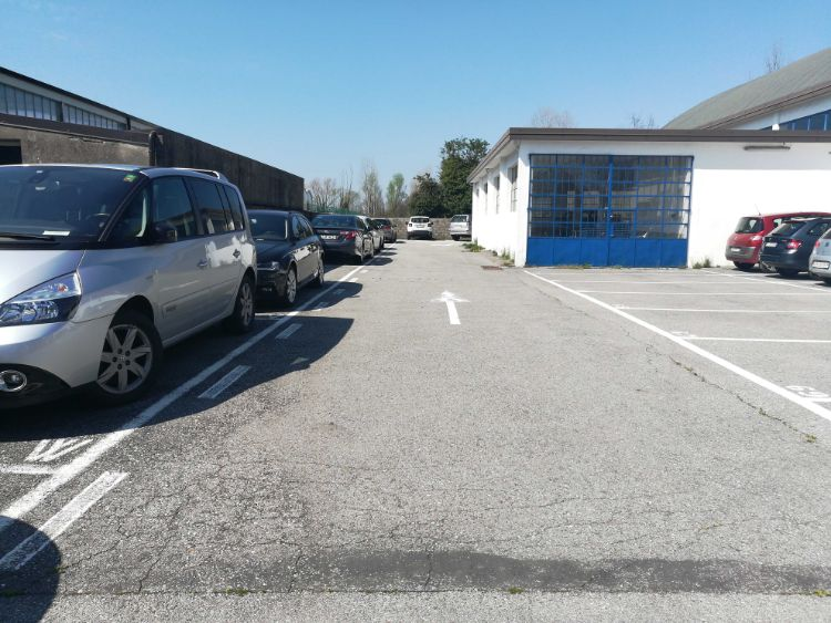 Venice Cruise Parking - Aeroporto - Scoperto