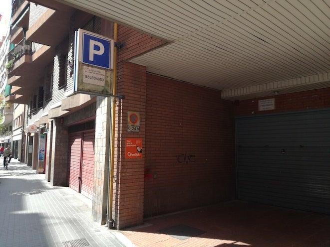 Parking Residencial Mare de Déu del Port - Zona Franca - Montjuïc
