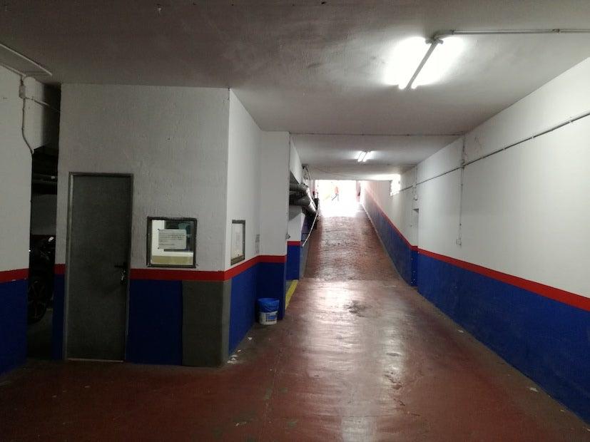 Parking La Marina - Zona Franca - Fira Gran Vía