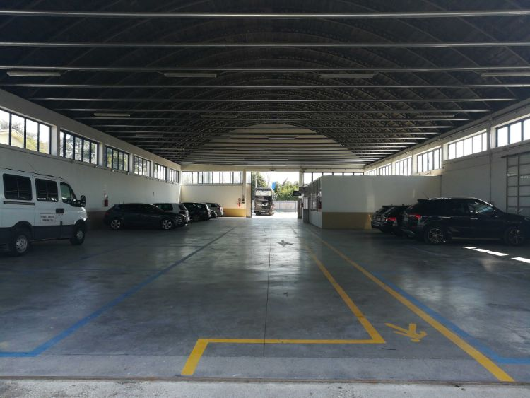 Venice Cruise Parking - Aeroporto - Coperto