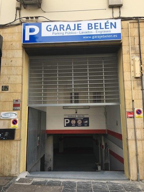 Garaje Belén