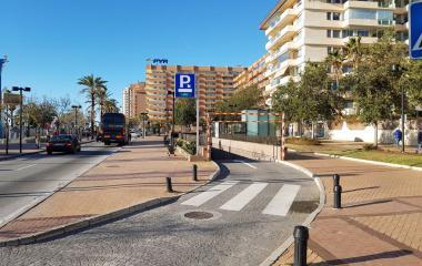Plaza Andrés López Yebra