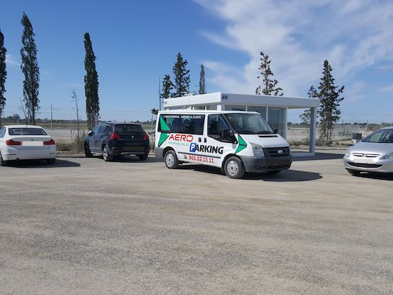 Aeroparking Alicante - Shuttle