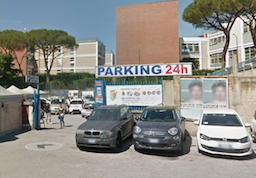 Parking H24 - Fuorigrotta