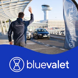 Blue Valet - Aéroport de Paris (CDG)