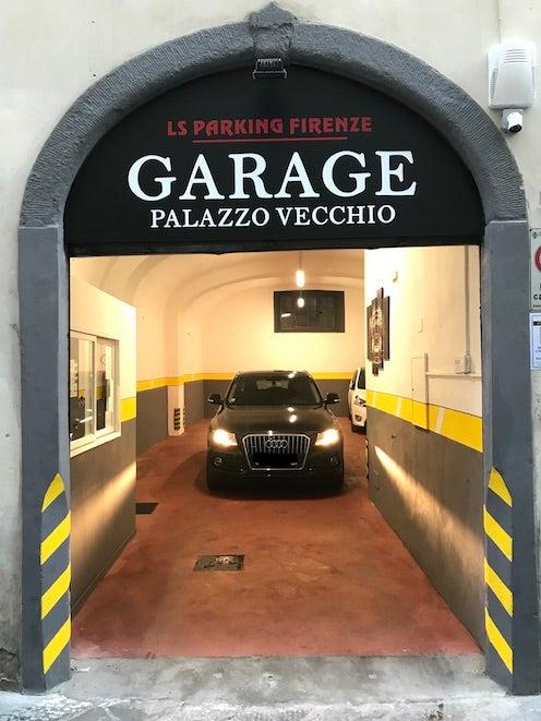 Garage Palazzo Vecchio