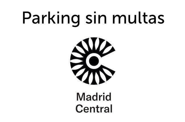Book car parks in Madrid