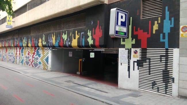 Parking Poeta Quintana en Calle Poeta Quintana, 33, Alicante   Parclick