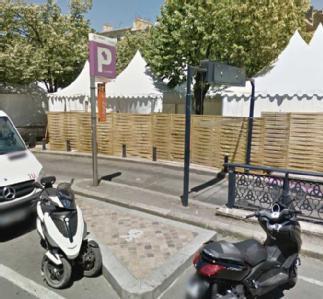 parking situ all es de tourny dans bordeaux parclick. Black Bedroom Furniture Sets. Home Design Ideas